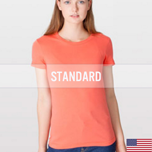 Women's American Apparel Standard Fit